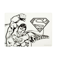 Load image into Gallery viewer, Silicone Colouring Placemat - Superman