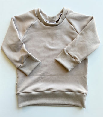 The Coco Clothing Collection Crew Neck - Fawn