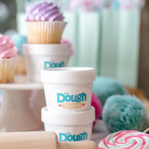 Dough Parlour 3 PK Cotton Candy, Lemon, Strawberry