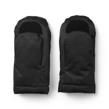 Load image into Gallery viewer, Stroller Mittens - Black Edition