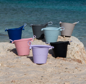 Scrunch Bucket and Spade  | Light Purple