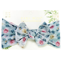 Load image into Gallery viewer, Headband Nylon Bow - Cloud Nine