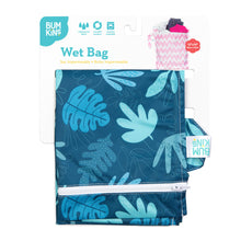 Load image into Gallery viewer, Wet Bag - Blue Tropics