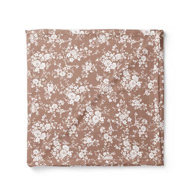 Vintage Bouquet Swaddle - Sienna