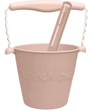Scrunch Bucket and Spade  | Blush