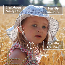 Load image into Gallery viewer, Strawberry | Cotton Floppy Hat