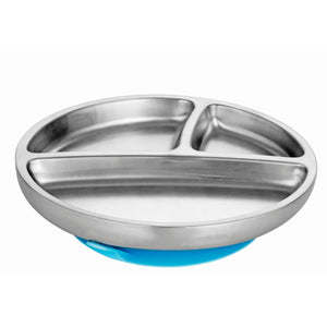 Stay Put Toddler Stainless Suction Plate