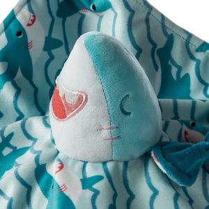Sweet Soothie Blanket - Shark