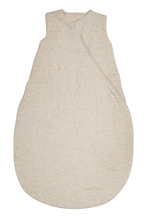 Load image into Gallery viewer, Sleep Bag 2.5 Tog In TENCEL™ - Heather Oatmeal