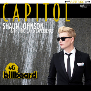 Capitol - CD - Shaun Johnson and the Big Band Experience