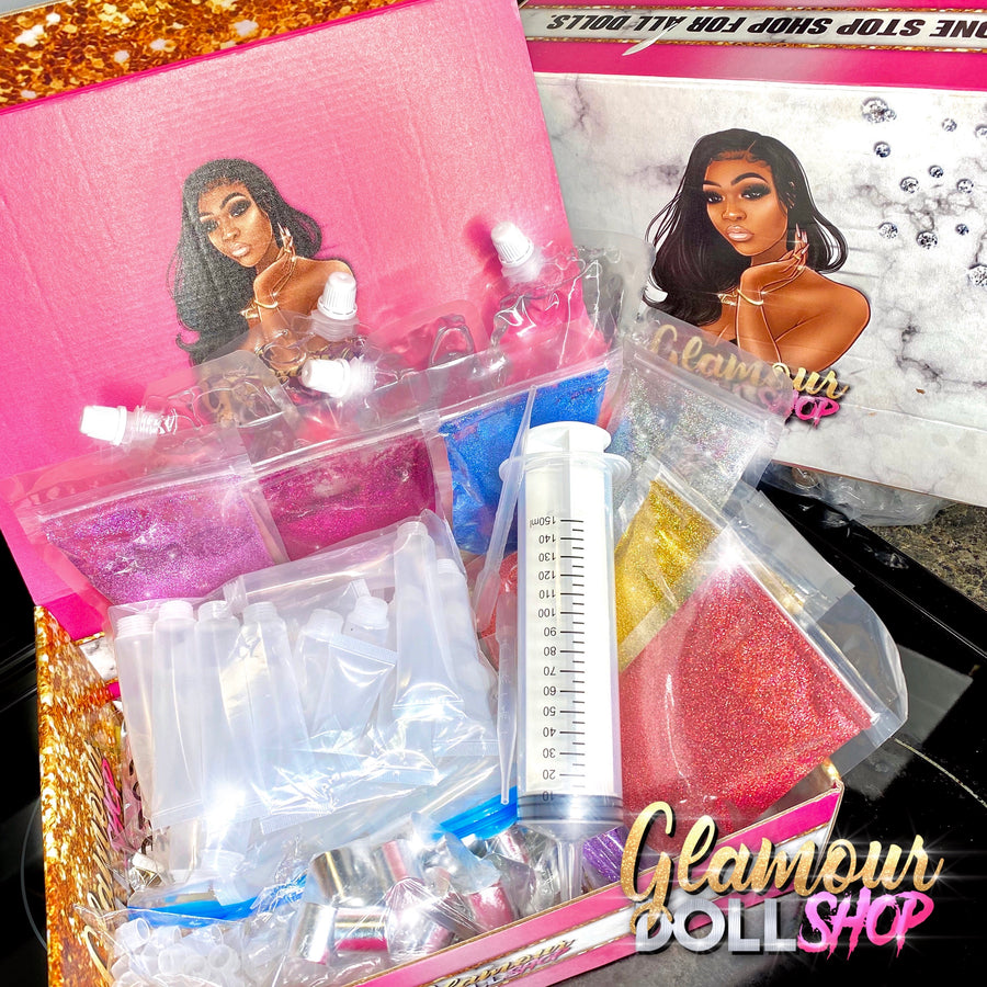 DIY Glam Gloss Kit