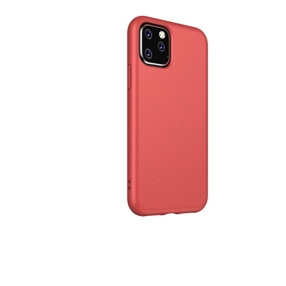Soft Silicone Case Cover For iPhone 11