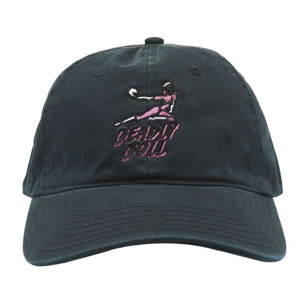 deadly doll dad hat