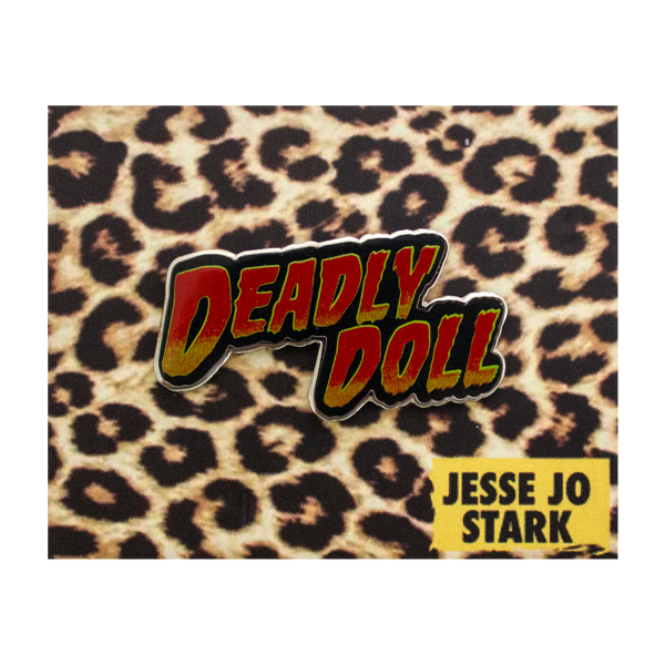 deadly doll pin