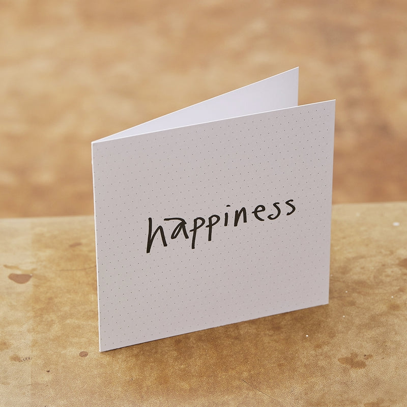 Monday Sunday Card Happiness Cards White