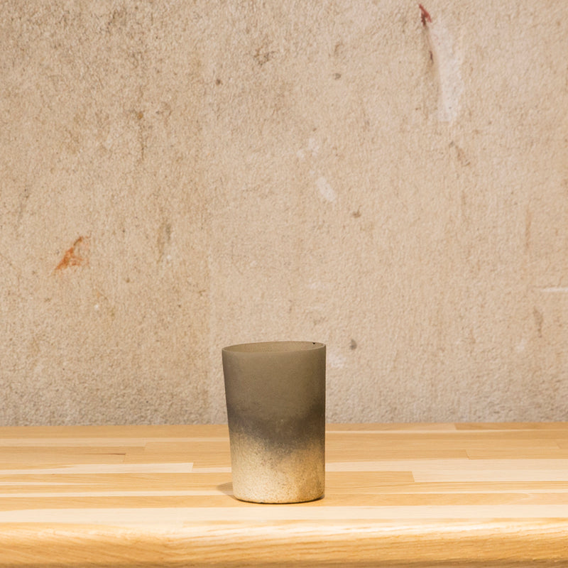 Monday Sunday Gaia Candle Holder Candles Grey