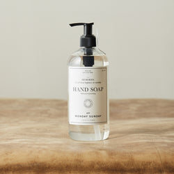 Monday Sunday Memories Hand Soap 500 ml Hands Clear