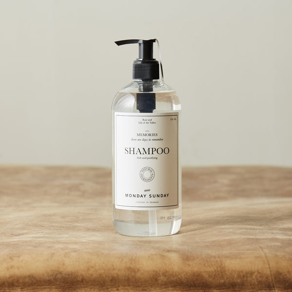 Monday Sunday Memories Shampoo 500 ml Hair Clear