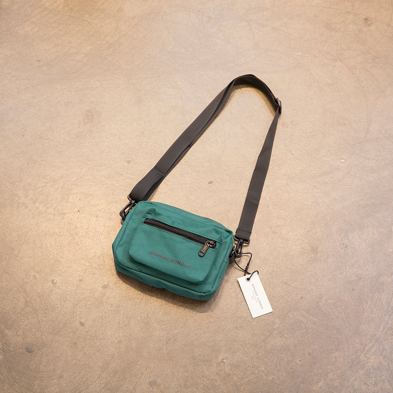 Monday Sunday Multi-function small waistbag - Green Bags Green