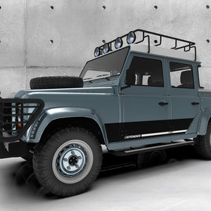 DEFENDER DOOR SIDE BLACK DESIGN