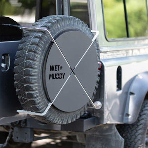 SPIDER: TABLE / SPARE TIRE MOUNT W+M
