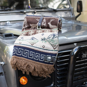KEEP ME WARM IN MY OVERLANDER MOUNTAIN BLANKET