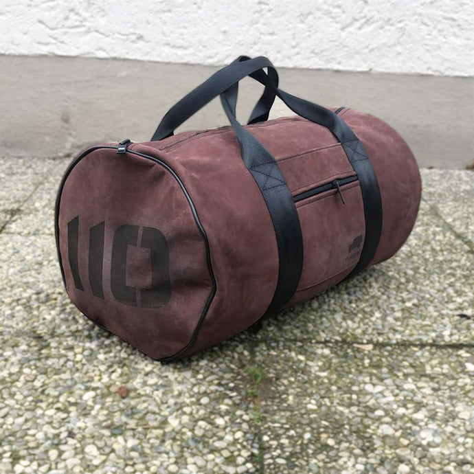 DEFENDER 110 WEEKENDER LEATHER BAG