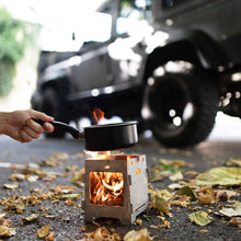 Load image into Gallery viewer, OVERLANDER FOLDING STOVE