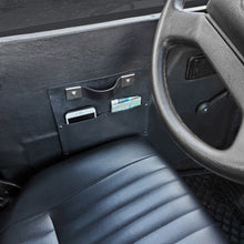 Load image into Gallery viewer, Land Rover Defender Leather Door Pocket