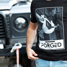 Load image into Gallery viewer, FORGED OFFROAD WINCH T-SHIRT