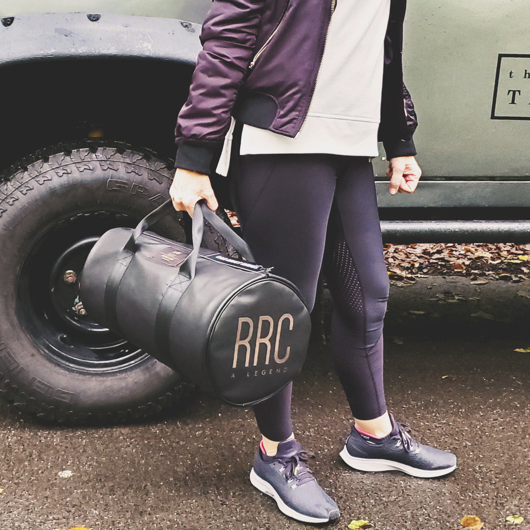 RRC WEEKENDER LEATHER BAG