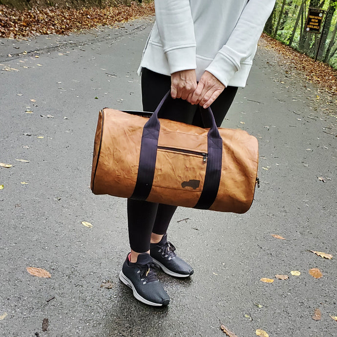 OVERLANDER THE SERIES WEEKENDER BAG