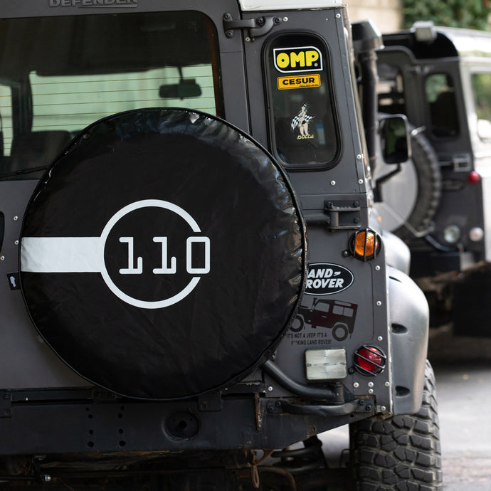 DEFENDER 110 SPARE TYRE COVER