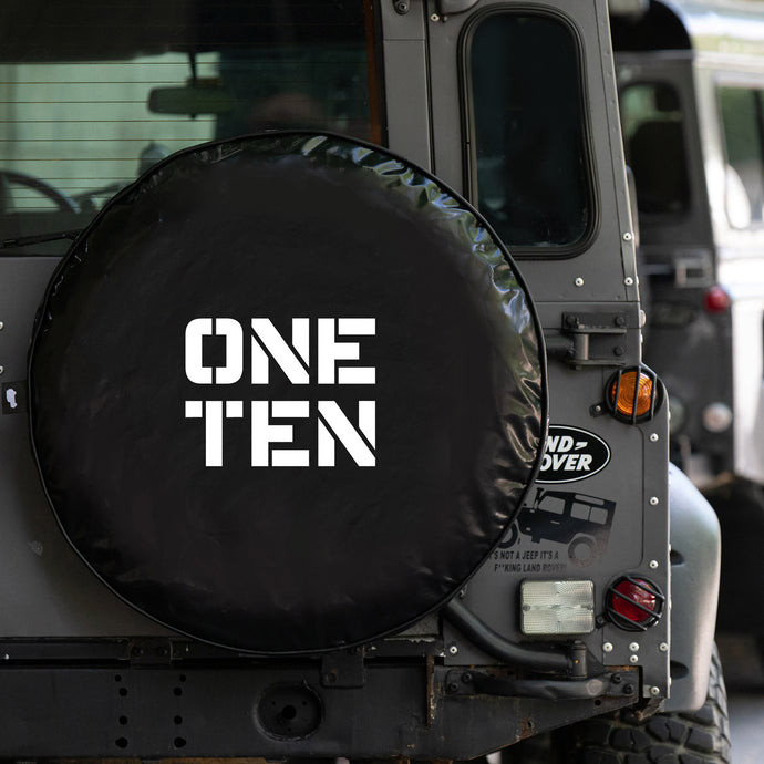 DEFENDER 110 SPARE WHEEL COVER