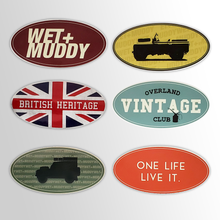 Load image into Gallery viewer, Vintage Sticker Set