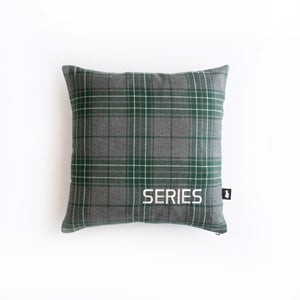 SERIES PILLOW LAND ROVER SERIES GREY BLACK