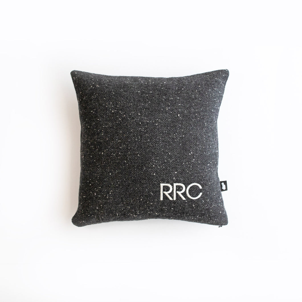 RRC PILLOW RANGE ROVER CLASSIC HERRINGBONE TWEED