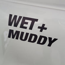 Load image into Gallery viewer, WET+MUDDY OVERLANDER DECAL - NEW!