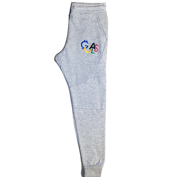 GOALS Olympic Heather Grey Joggers