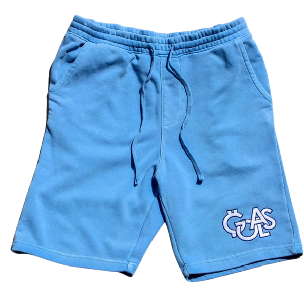 GOALS Olympic Men's Light Blue Fleece Shorts