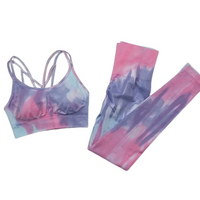 GOALS Cotton Candy Seamless Yoga Set (Bra x Leggings sold seperately)