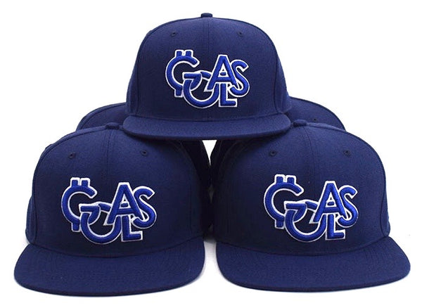 GOALS Olympic Navy Crown Old School SnapBack