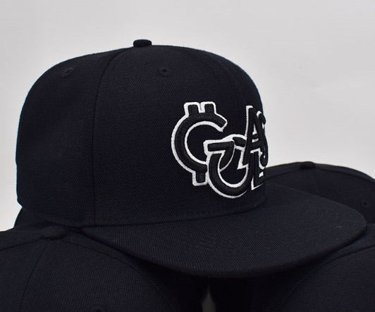 GOALS Olympic Black Crown Old School SnapBack