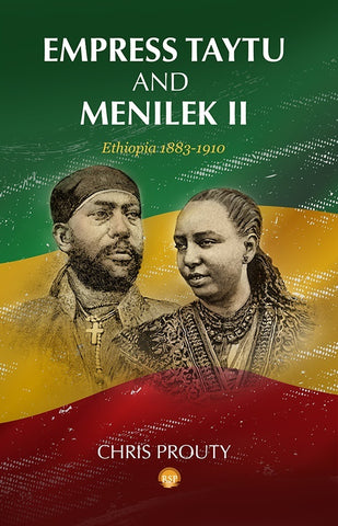EMPRESS TAYTU AND MENELIK II