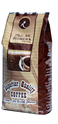 Robera coffee ~ Roasted