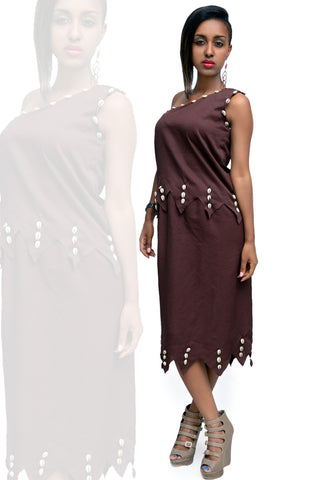Oromo Women Dress