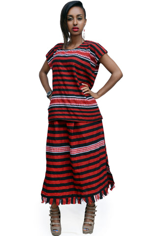Hadiya Traditional Women Dress