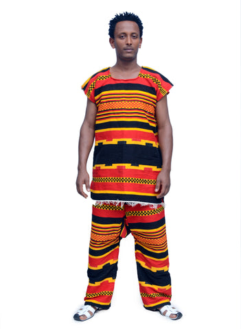 Wolyta Traditional Men Cloth