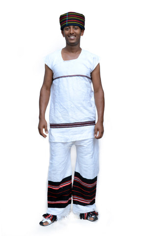 Oromo Traditional Men Cloth