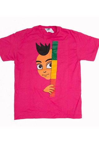 'Kuncho' Youth Tshirt -Pink